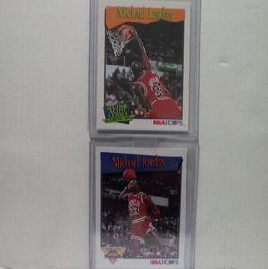 "Jordan Cards ""Slam Dunk Champion"""